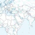 【コンプリート版】イギリス、フランス、ドイツ、イタリア、日本などの植民地範囲地図