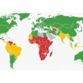 SDGs 17目標達成度マップ